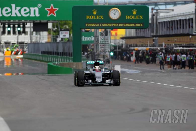 As it happened: F1 Canadian Grand Prix FP3