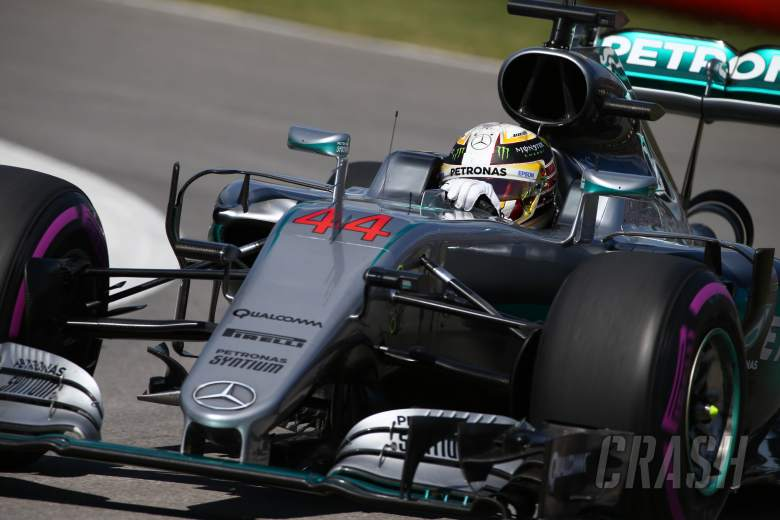 Canadian Grand Prix - Qualifying results
