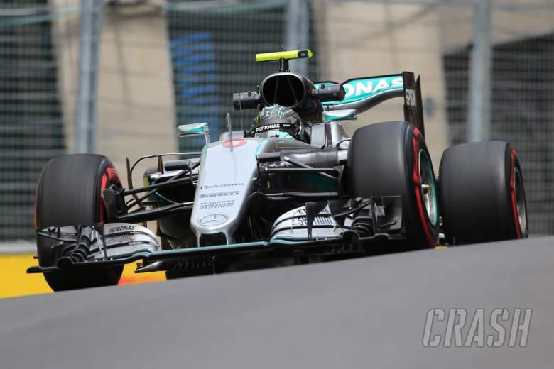 European Grand Prix - Qualifying results
