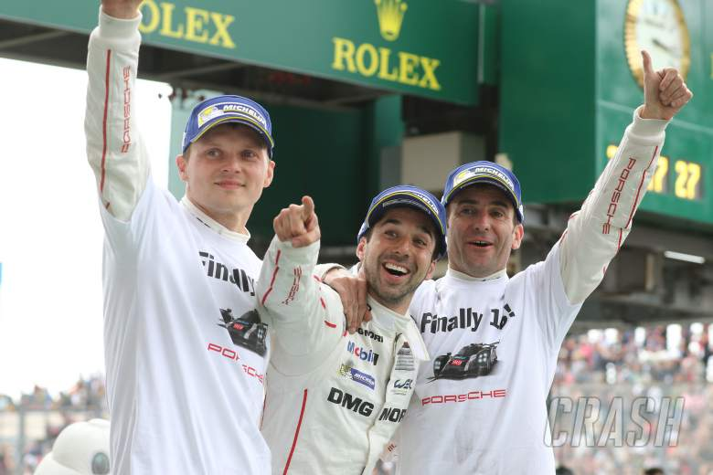 Le Mans win yet to sink in for Porsche