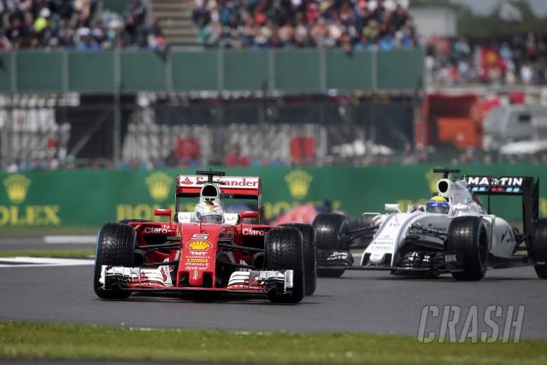 Vettel bemoans Massa 'racing incident' penalty