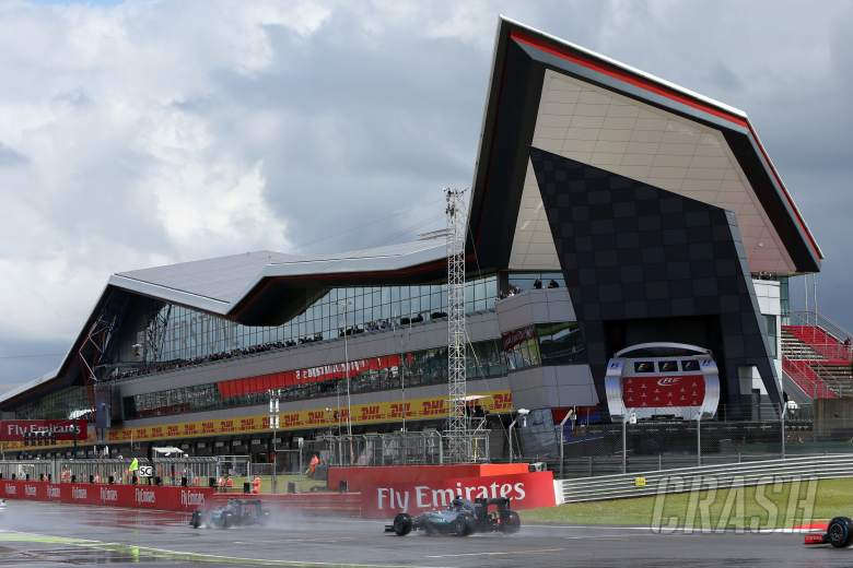 Where can I watch British Grand Prix?