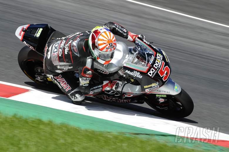 Moto2 Austria - Race Results