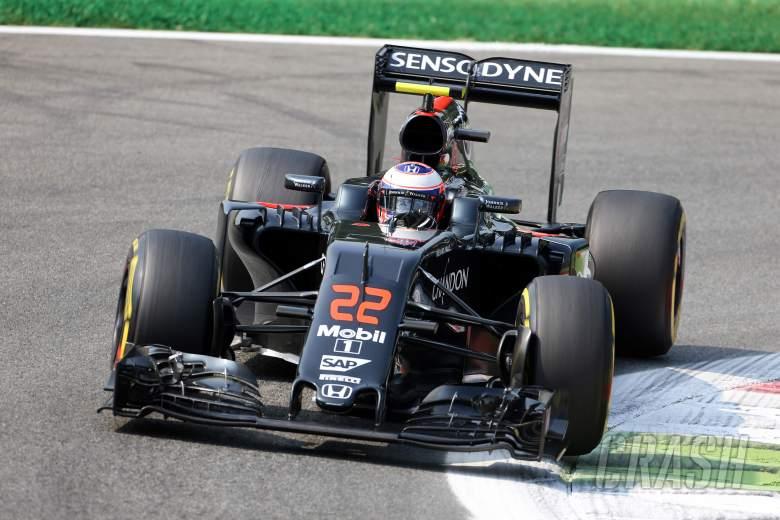 Apple interested in McLaren buyout