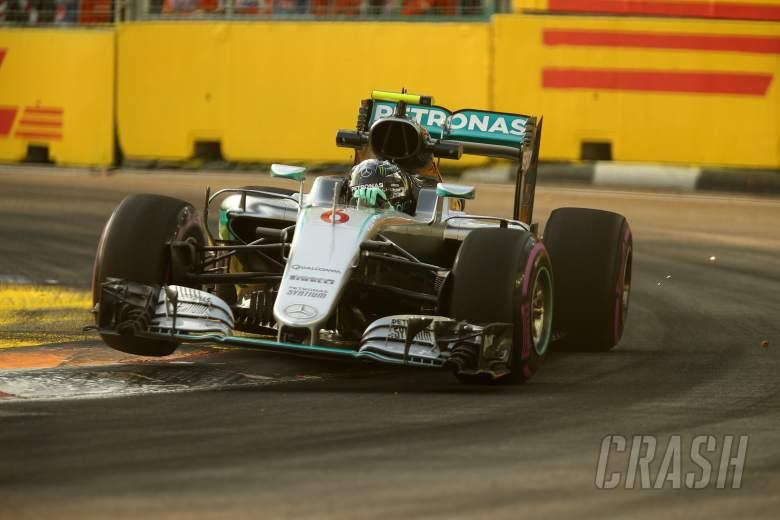 Singapore Grand Prix - Free practice results (2)