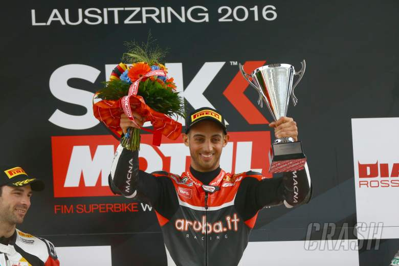 2017 WorldSBK - Rider line-up so far