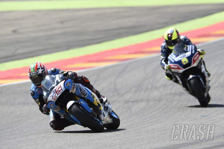 Hayden: I wish I could qualify and race again!