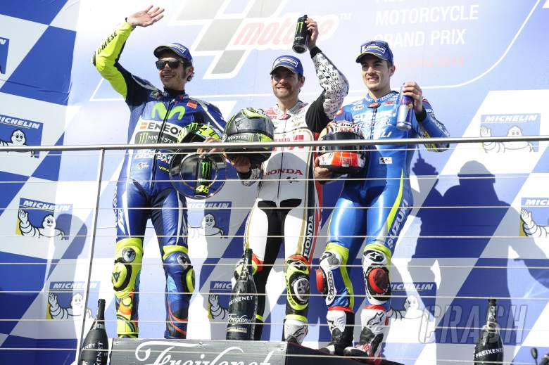 Crutchlow victorious at Phillip Island