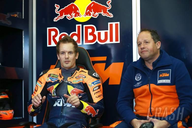 Paul Trevathan (Espargaro's KTM crew chief) - Q&A