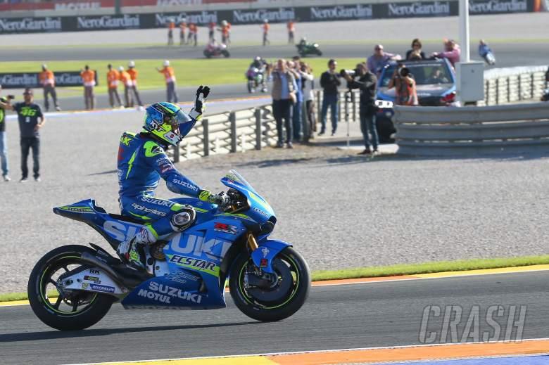 Espargaro opens up on Suzuki exit