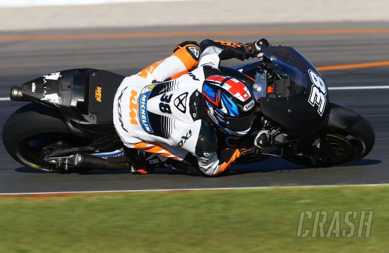 Should KTM keep 'screamer' engine?