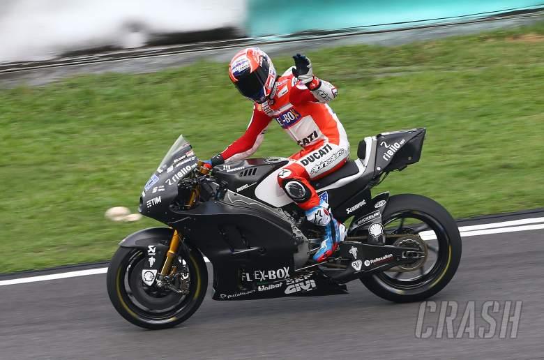 Sepang MotoGP test times - Monday (Final)