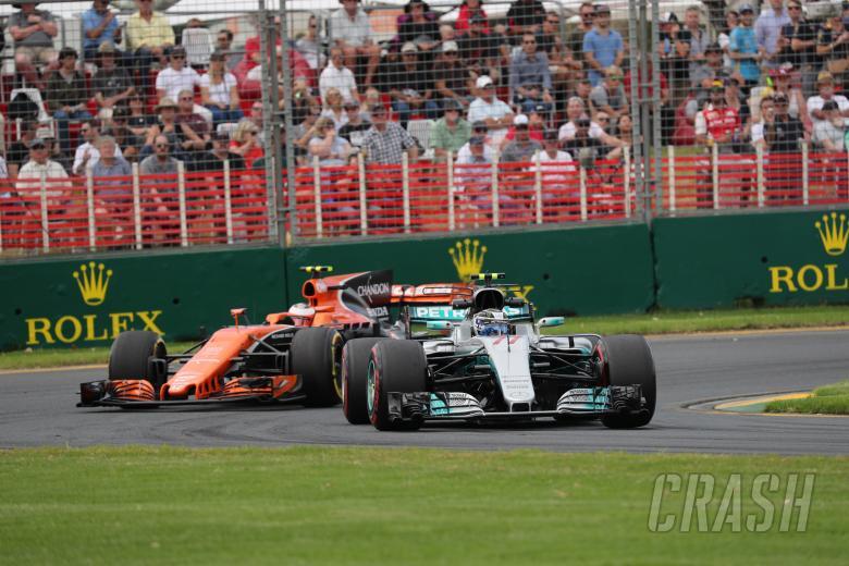 Mercedes unwilling to 'interfere' in McLaren-Honda relationship