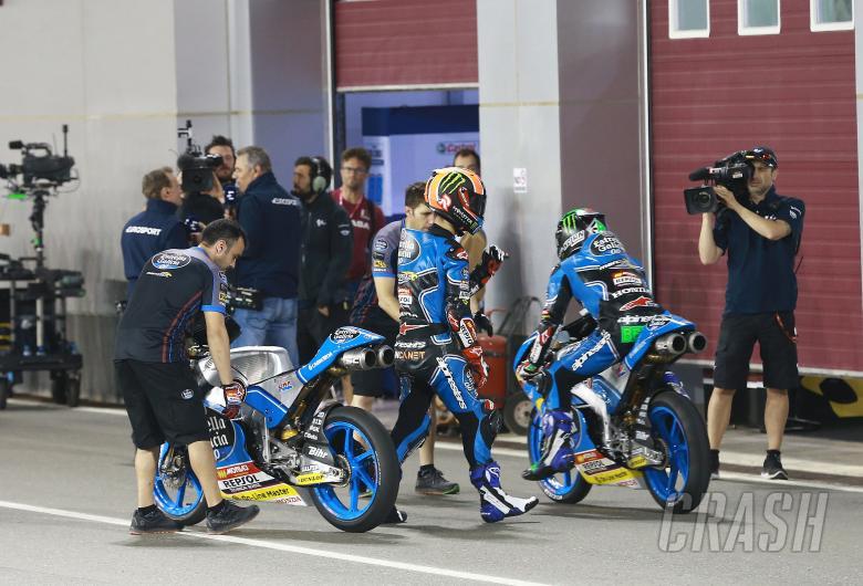 EXCLUSIVE: Jordi Arquer (Estrella Galicia Moto3) - Interview