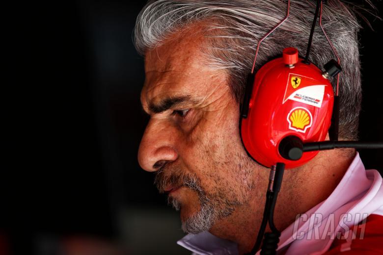 Maurizio Arrivabene (ITA) Ferrari Team Principal. 12.05.2017.
