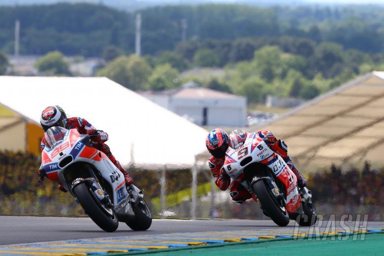 French MotoGP, Le Mans, - Lorenzo, French MotoGP 2017