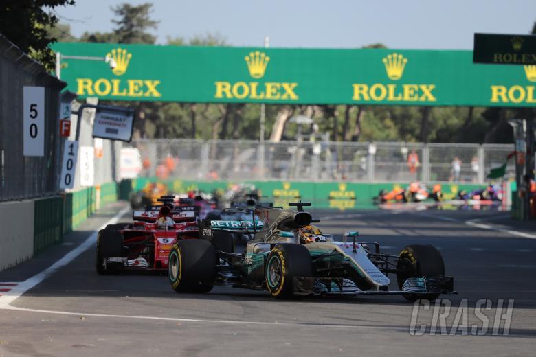 Hamilton: Vettel 'a disgrace', suggests clash was deliberate