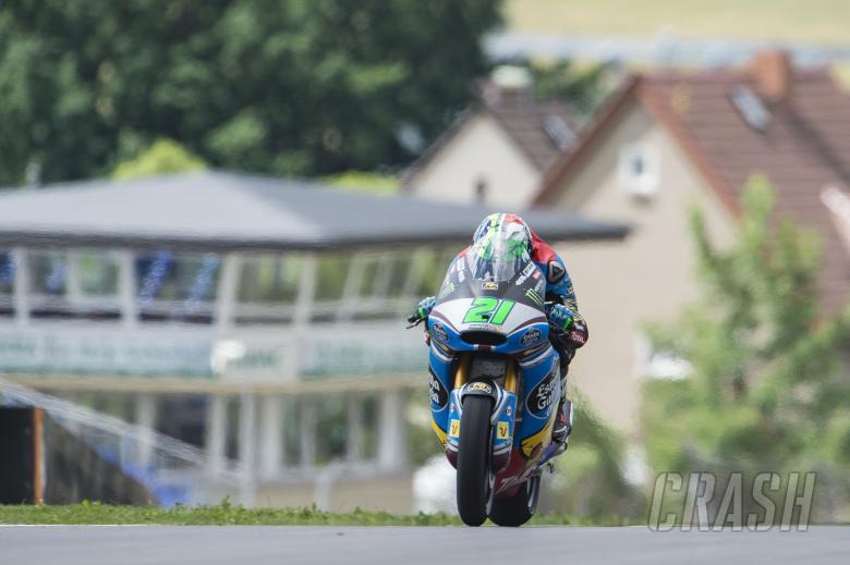 Dutch MotoGP, Assen, - Morbidelli, German Moto2 2017