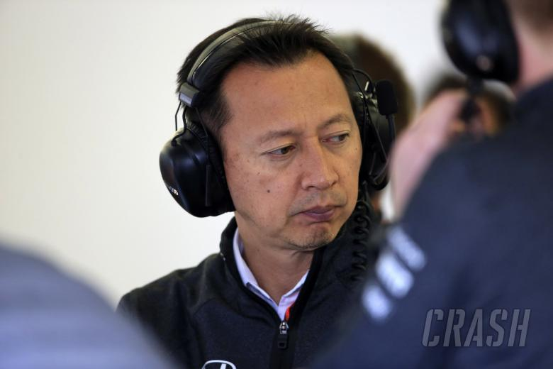 F1: 14.07.2017 - Free Practice 2, Yusuke Hasegawa (JPN) Head of Honda F1 Programme