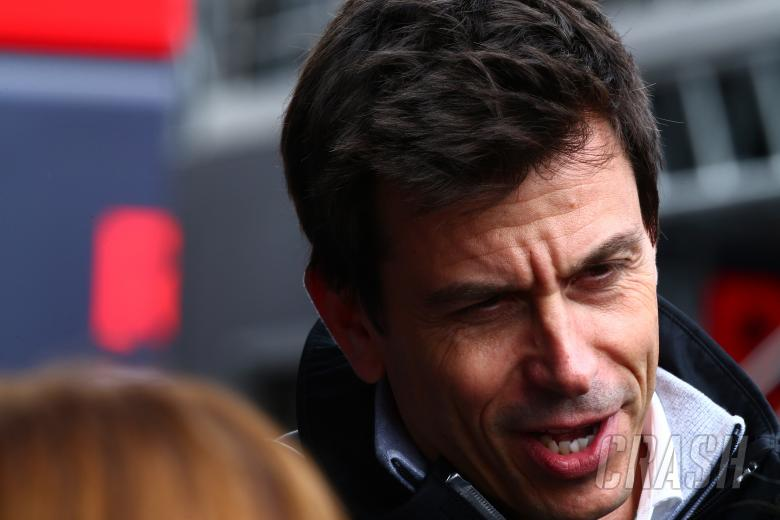 14.07.2017 - Free Practice 2, Toto Wolff (GER) Mercedes AMG F1 Shareholder and Executive Director