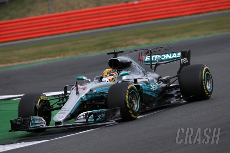 F1: 14.07.2017 - Free Practice 2, Lewis Hamilton (GBR) Mercedes AMG F1 W08