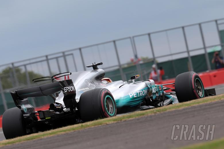 F1: 16.07.2017 - Race, Lewis Hamilton (GBR) Mercedes AMG F1 W08