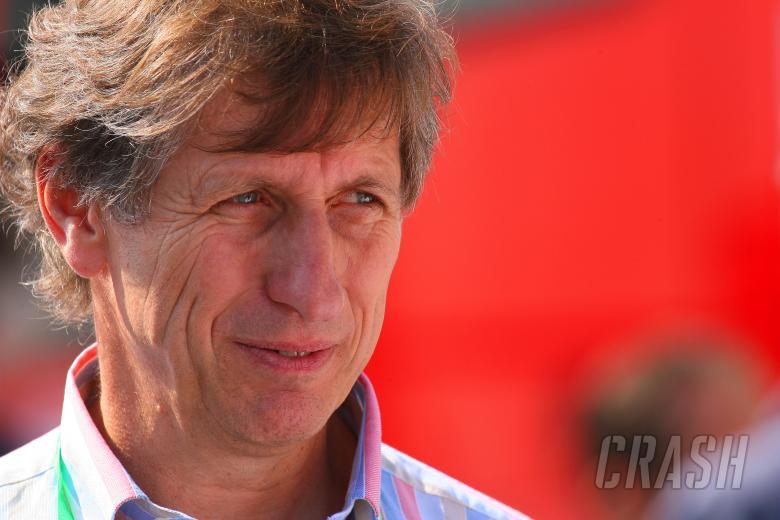 , - 10.09.2006 Monza, Italy, Mario Illien (GBR), Mercedes,Ex, Illmor, Chief - Formula 1 World Champion