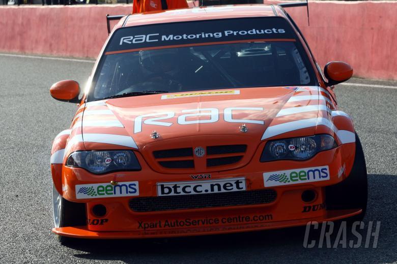 , - Rob Collard (GBR), WSR Team RAC MG