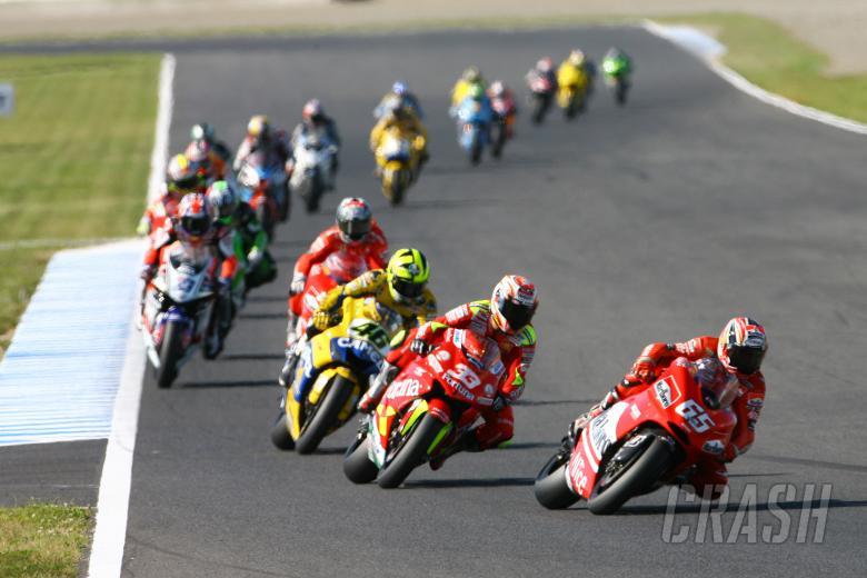 , - Capirossi, Japanese MotoGP Race 2006