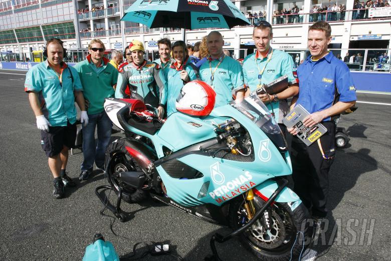 , - Jones, Magny Cours WSBK Race 1, 2006