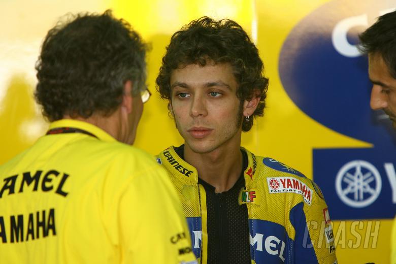Rossi, Valencia MotoGP, 2006