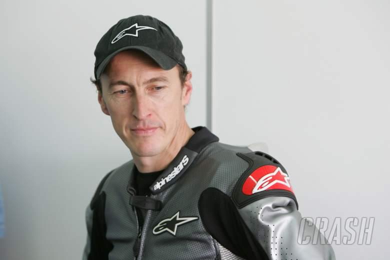 McWilliams, Valencia MotoGP Test 2006