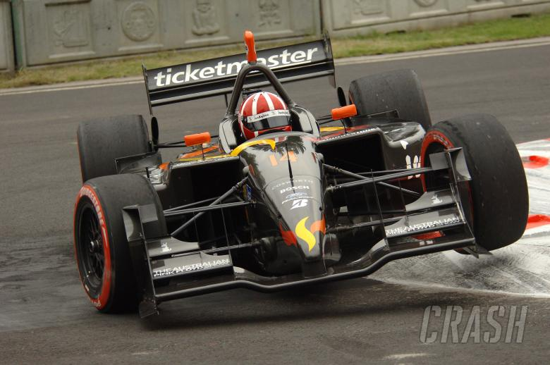 : Champ Car World Series. 10-12 Nov. 2006. Gran Premio Telmex. Autodromo Hermanos Rodriguez. Mexico
