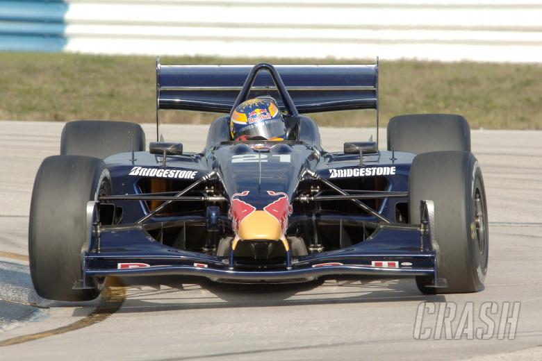 Neel Jani - Red Bull PKV Panoz-Cosworth DP01