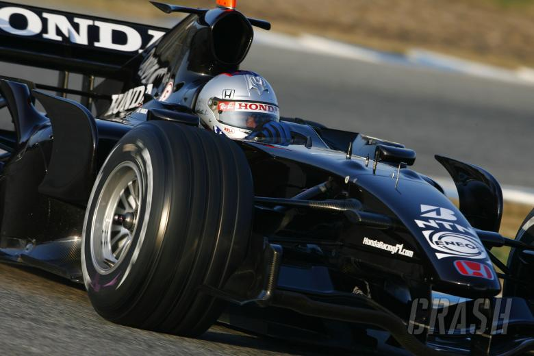 F1 Andretti: McLaren `wanted` my dad to fail in F1.   News   Crash
