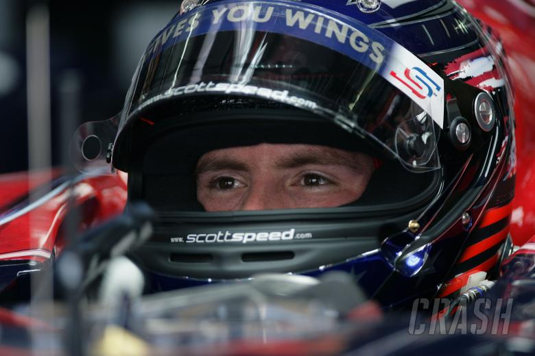 Scott Speed (USA) Toro Rosso STR02, Malaysian F1 Grand Prix, Sepang, Malaysia, 6-8th, April 2007