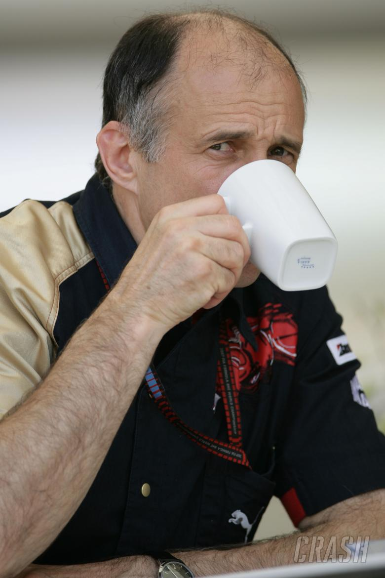 Franz Tost (AUT) Red Bull Sporting Director, Bahrain F1 Grand Prix, Sakhir, 13-15th, April, 2007