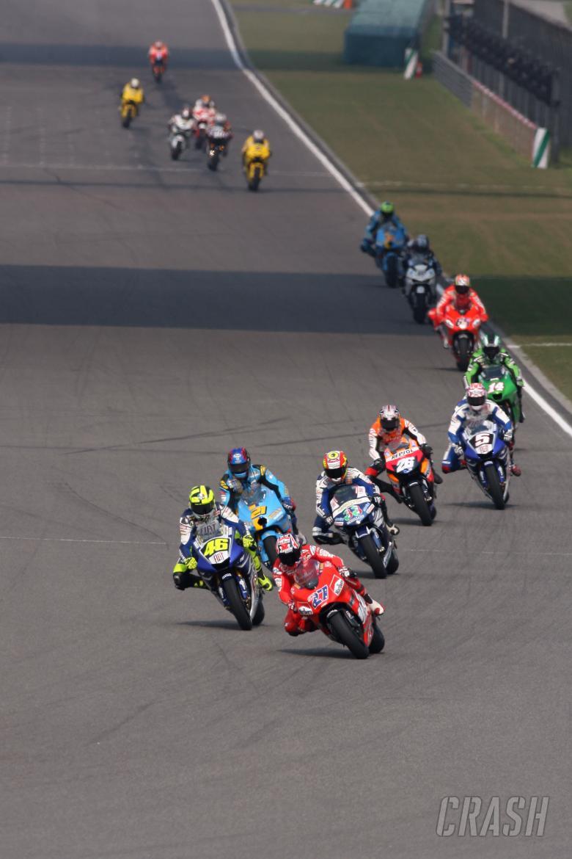 Casey Stoner (AUS), Ducati Marlboro Team, Ducati, 27, 2007 MotoGP World Championship, Round 4, Sha