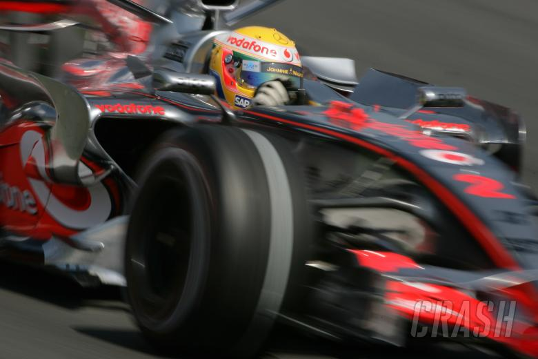 Lewis Hamilton (GBR) McLaren MP4/22, Spanish F1 Grand Prix, Catalunya, 11-13th, May 2007