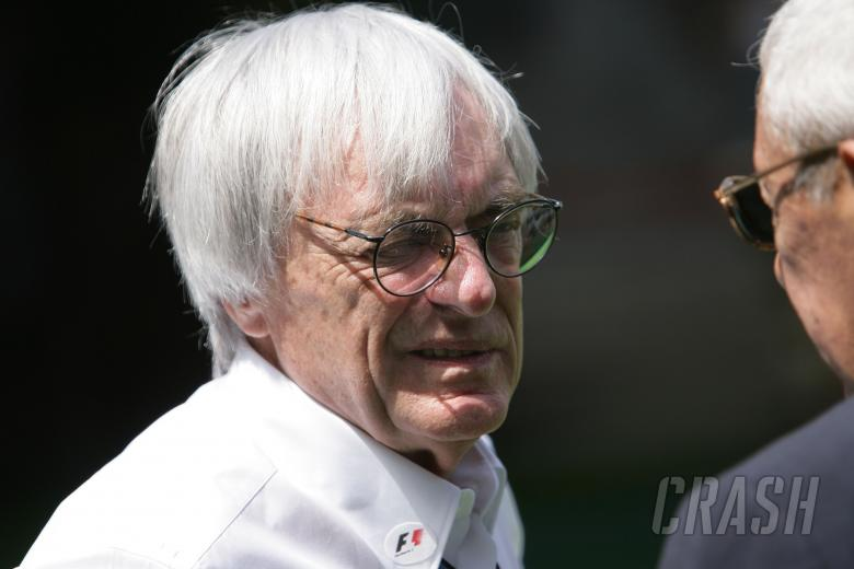 Bernie Ecclestone (GBR), Spanish F1 Grand Prix, Catalunya, 11-13th, May 2007