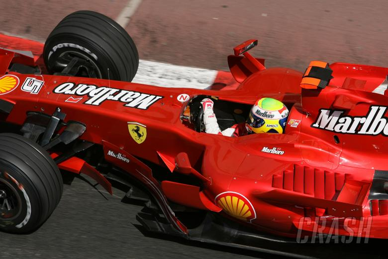 Felipe Massa (BRA) Ferrari F2007, Monaco F1 Grand Prix, 24th-27th, May, 2007
