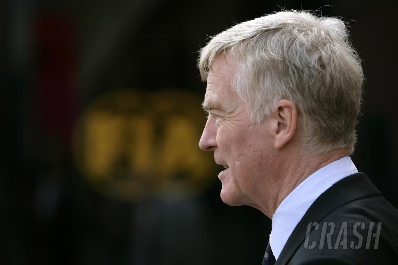 Max Mosley (GBR) President FIA, Monaco F1 Grand Prix, 24th-27th, May, 2007