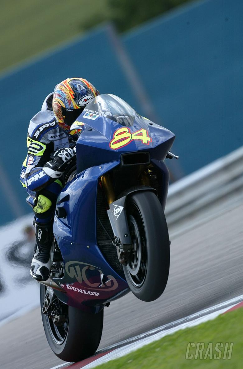 , - Fabrizio, German MotoGP, 2004