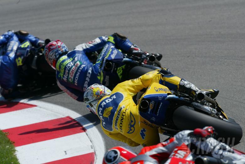 Tamada, German MotoGP Race, 2004