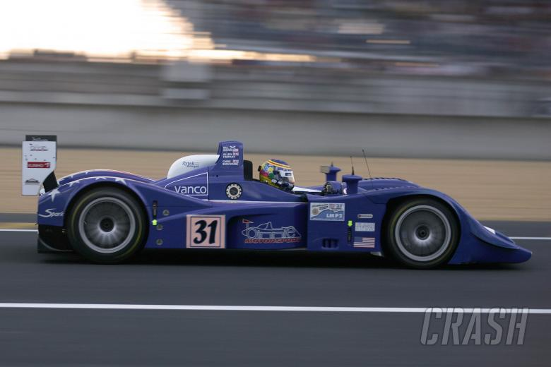 , - 24 Heures du Mans, La Sarthe, France. 16-17th June 2007.#31 B.Binnie (USA), A.Timpany (USA), C. Bunc