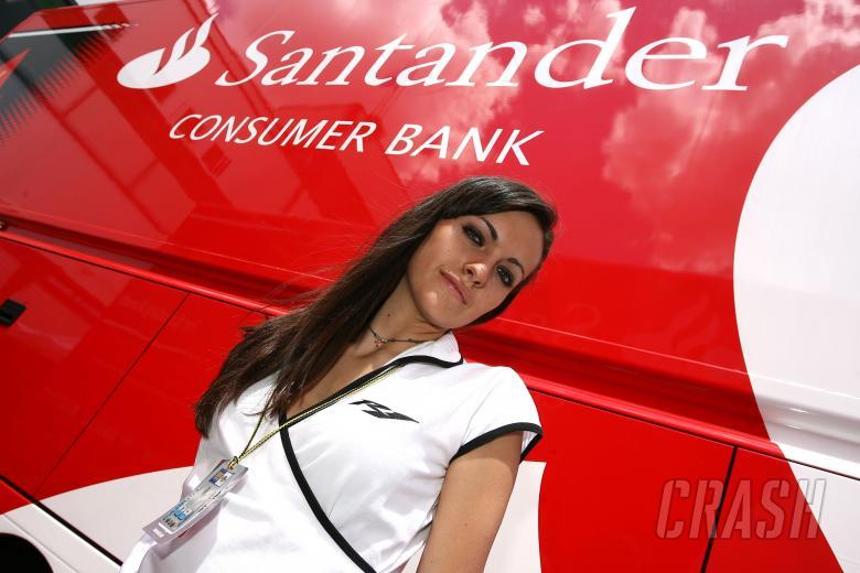 Girl, San Marino WSBK 2007
