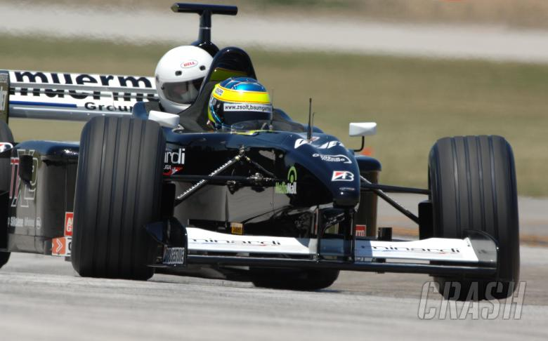 : Champ Car World Series. 22-24 June 2007. Cleveland Grand Prix. Burke Lake Front Airport. Cleveland,