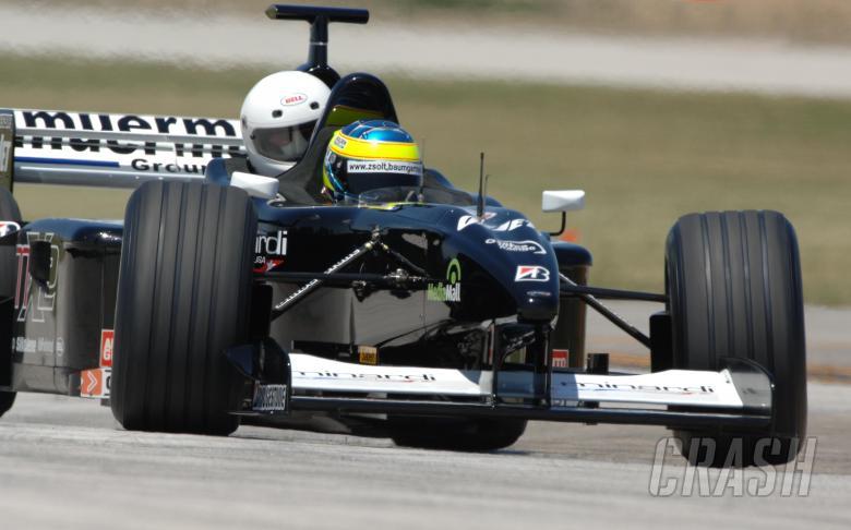 Champ Car World Series. 22-24 June 2007. Cleveland Grand Prix. Burke Lake Front Airport. Cleveland,
