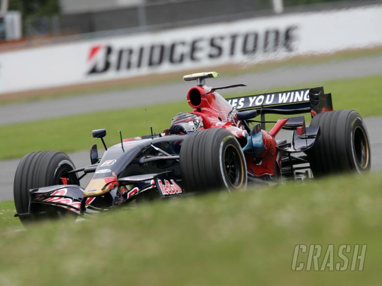 Scott Speed, Toro Rosso.British Formula One Grand Prix.Silverstone, UK.July 6th-8th, 2007.