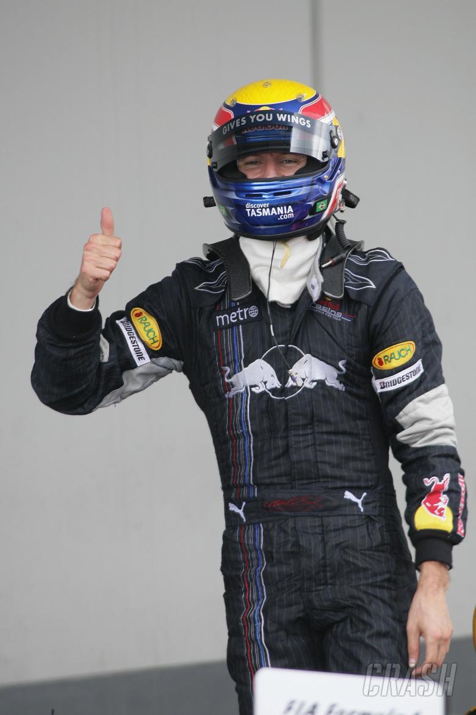 Mark Webber (AUS) Red Bull RB3, European F1 Grand Prix, Nurburgring, 20th-22nd, July, 2007